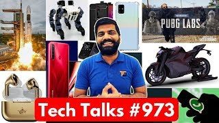 Tech Talks #973 - Chandrayaan 3 Launch, Poco F2 Launch, 47 Lakhs Airpods Pro, Moto Razr, PUBG Labs