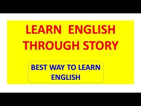 spoken english through stories || speak english || learn english through story