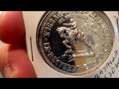 Coin show pickups 6-28 part 2 - Mexican silver