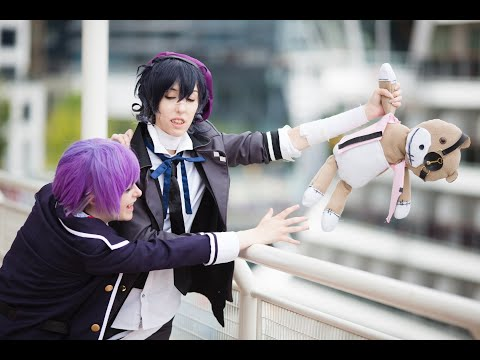 Diabolik Lovers Vlog { Anime Revolution 2016 }