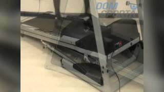 Видео о  Беговая дорожка Esprit CT100