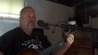 Wish you were here, Pink Floyd, cover by Mark Wakefield