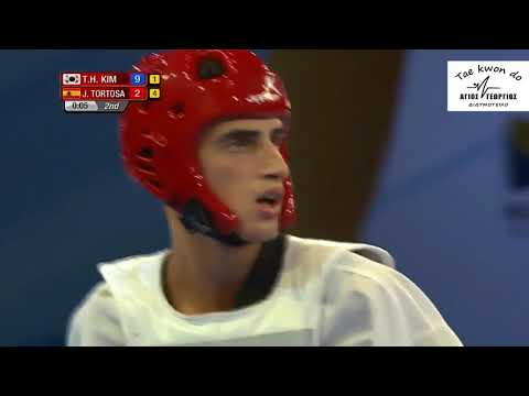 AGIOS GEORGIOS TAEKWONDO DIDIMOTICHOU-2017 Rabat World Taekwondo Grand Prix Series  DAY 2