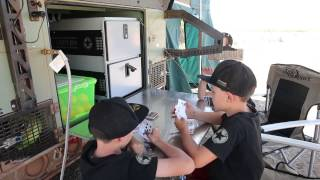 Patriot Campers X1 review with Emma Ryan from Camper Trailer Australia