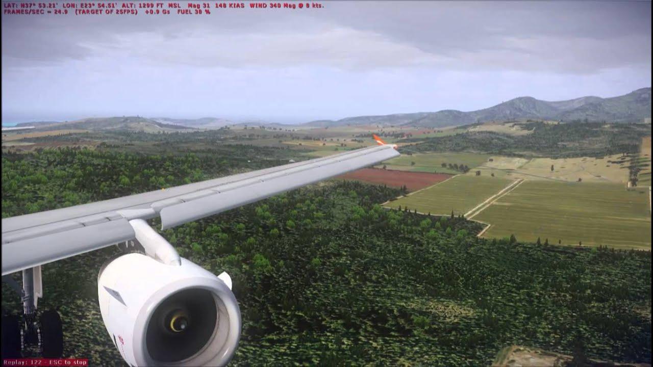 Easyjet A321 Fsx
