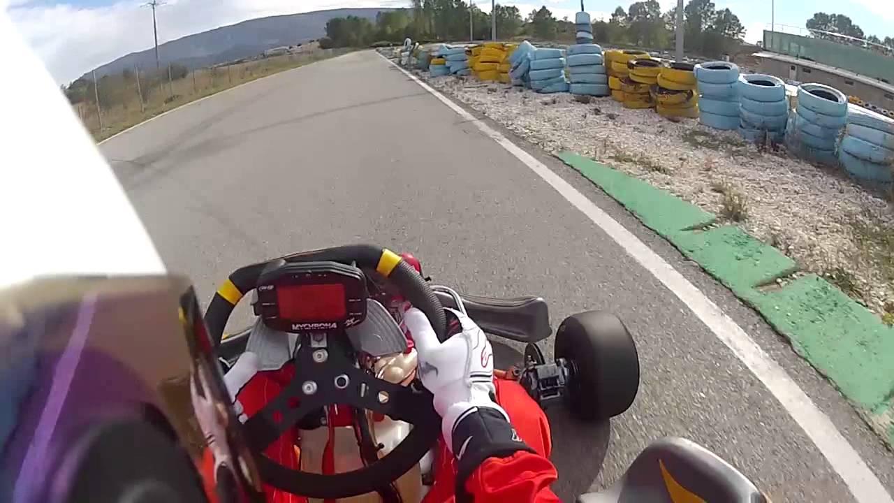 Karting Rotax Dd2 Intrepid Villarcayo Youtube