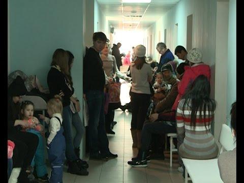Кто последний? Очереди в детской поликлинике не для слабонервных