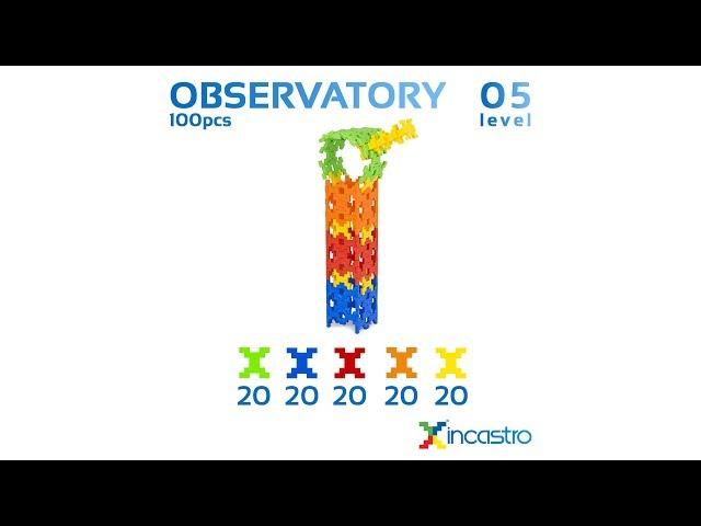 INCASTRO | Level 5 | Observatory