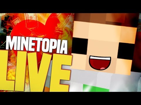 VALENTIJNSDAG DATINGSHOW: FIX OR NIX!! MINETOPIA LIVE!