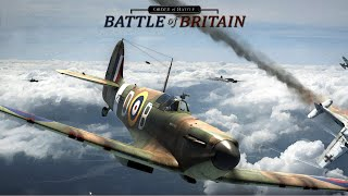 Order of Battle: Pacific - Battle of Britain [Gameplay, PC]
