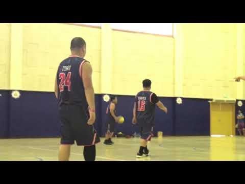 Filipino-Qatar Basketball League 2017 (Cheesecake MOQ VS PF Chang's Villagio)