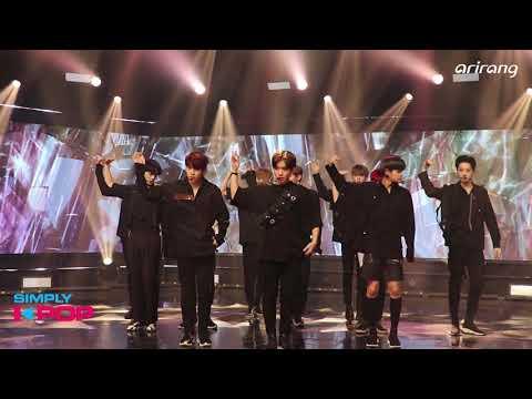 [Fancam/풀캠] Wanna One (워너원) _ Light(켜줘) _ Simply K-Pop _ 062918