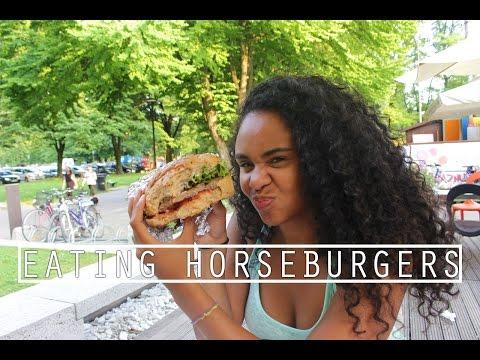 EATING HORSE IN SLOVENIA