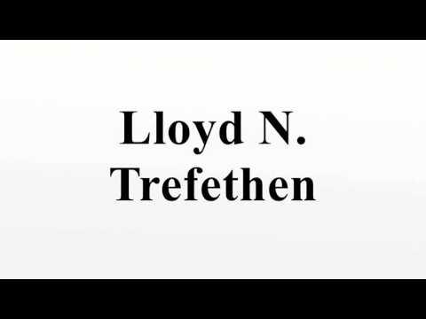 Lloyd N. Trefethen