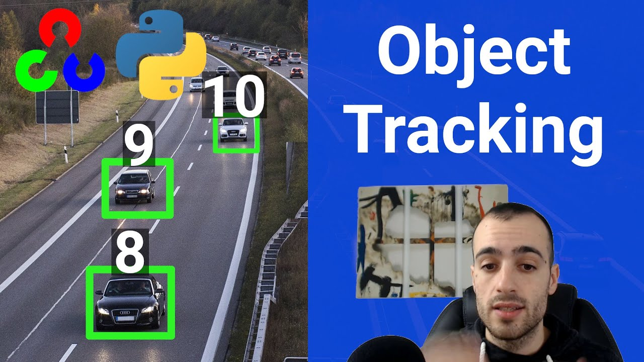 Object Tracking with Opencv and Python