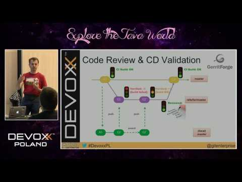 Devoxx Poland 2016 - Luca Milanesio - Use BigData to speed up your Continuous Delivery Pipeline