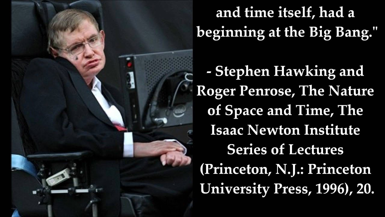 Atheist Quotes Wallpaper Stephen Hawking On The Big Bang And The Beginning Of The