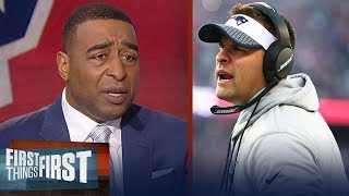 Cris Carter reacts to Tony Dungy calling out Josh McDaniels for spurning Colts  FIRST THINGS FIRST