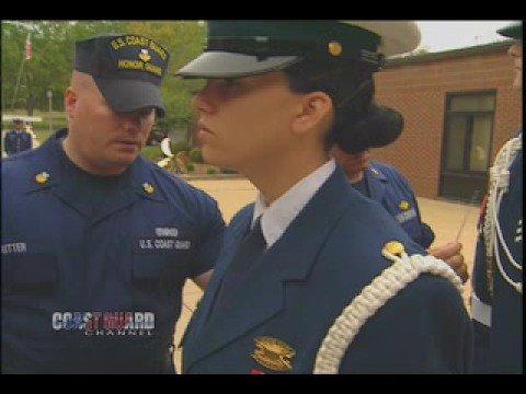 Coast Guard Honor Guard - Episode 1