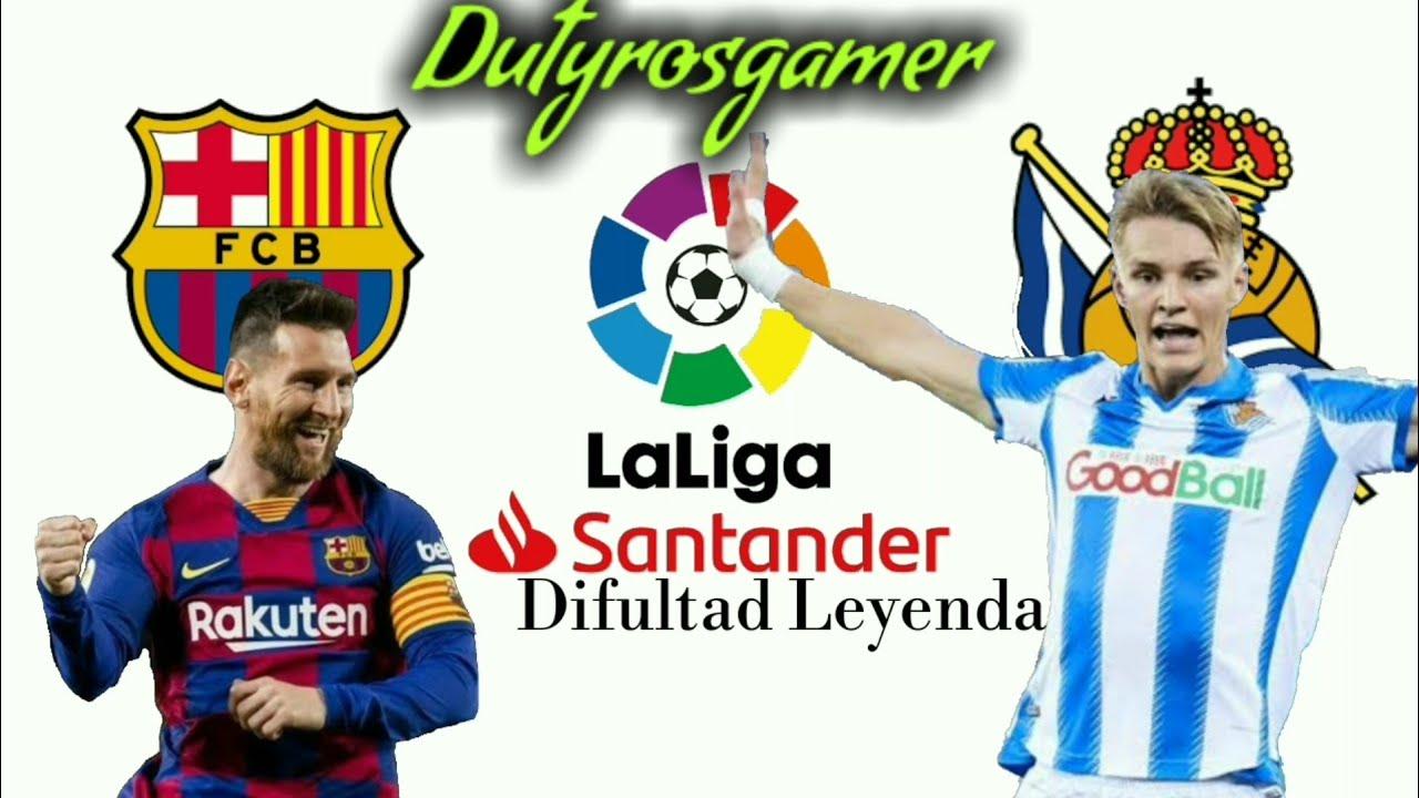 Barcelona vs Real Sociedad Liga Santander 7 de marzo 2020 ...