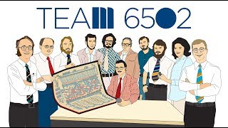 Team 6502: The Story of the Team Behind the Chip That Launched the Personal Computing Revolution