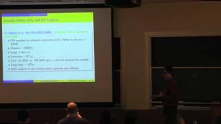 12 8 2015 Physics & Astronomy Seminar: