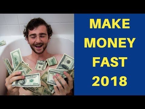 How To Make Money Online Fast  2018 - Earn Money On Paypal 2018