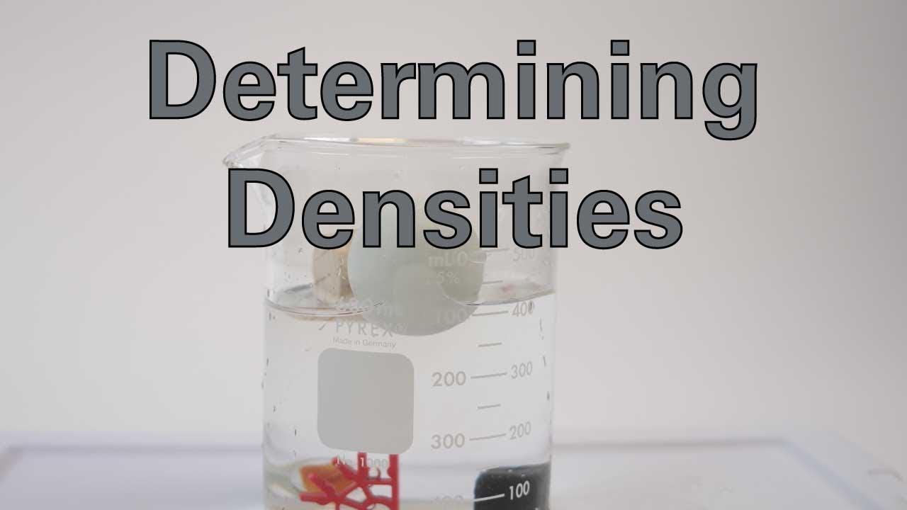hight resolution of Determining Densities - Activity - TeachEngineering