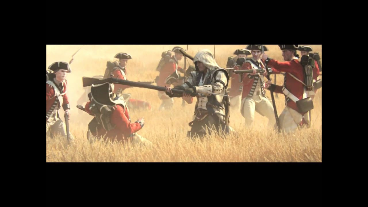 Assassins Creed 3 Fan-Made Trailer - YouTube