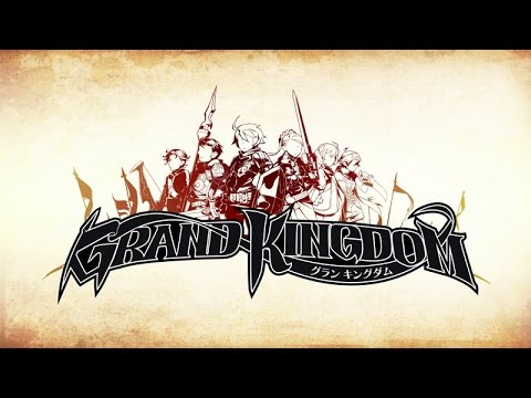 Grand Kingdom – The Movie / All Cutscenes + Full Story 【1080p HD】