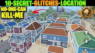 How CONQUEROR Players Plays in POCHINKI 10 Secret Glitches and Location Tips Tricks PUBG MOBILE