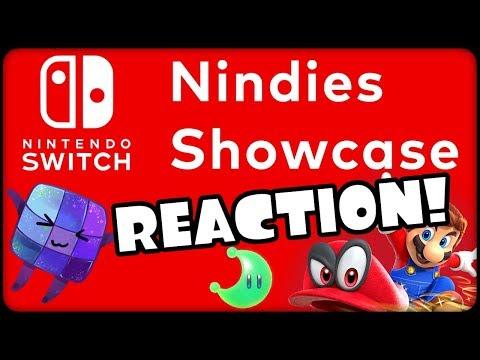 🔴 ab 15 Uhr: ODYSSEY SPEEDRUN + Nindies Showcase Reaction!