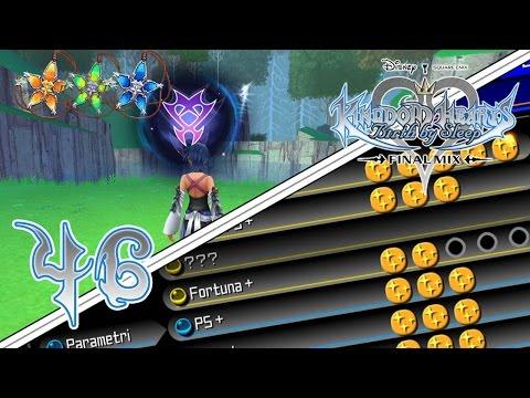 Kingdom Hearts Birth By Sleep Final Mix ITA [Parte 46 - Missioni e Abilità]