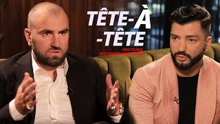 Tete A Tete 27 Յուրա Մովսիսյանը` Ռուբեն Հայրապետյանի հետ սկանդալի, հեղափոխության, հոնորարների մասին