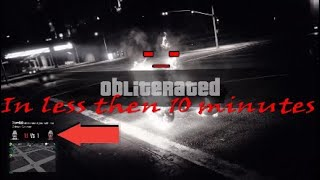 Gta5 rockstar fix this!!!getting obliterated by orbital Cannon 10 times