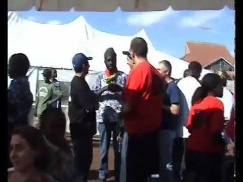 Sud Sound System & Bag-a-Riddim Band @ Nairobi World Social Forum 2007