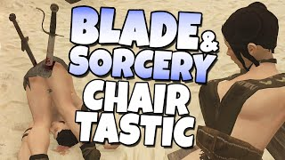 Blade and Sorcery VR - Chairtastic Combat