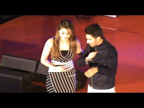 Armaan Malik & Urvashi Rautela Live in 'Hate Story IV' Music Concert...Fans goes crazy!!!!