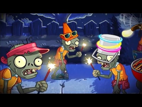 Plants Vs. Zombies 2: Summer Nights Trailer