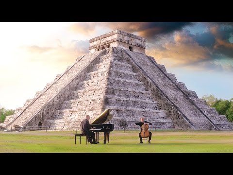 The Jungle Book / Sarabande (Mayan Style) - The Piano Guys (
