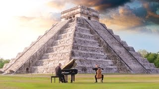The Jungle Book / Sarabande (Mayan Style) - The Piano Guys (Wonder of the World 3 of 7) thumbnail