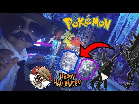 Opening New NECROZMA Mysterious Powers Tins!! Pack Battle Vs. SHADY CARL!! Who Will Win?!