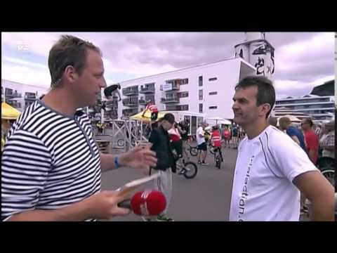 TV2 på tour 2014, Cykel trial, Haderslev