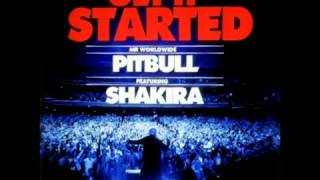 Pitbull Ft Shakira   Get It Started New Song 2012 HD   YouTube