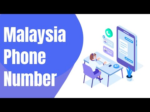 how to get Local Malaysia Phone Number