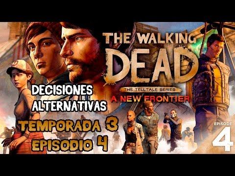 Видео the walking dead el juego temporada 3 episodio 4 español