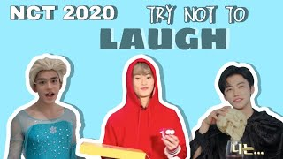 NCT2020 TRY NOT TO LAUGH (ON CRACK) part1