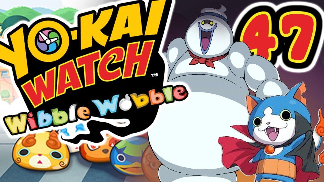 yo kai watch wibble wobble how to get insomni