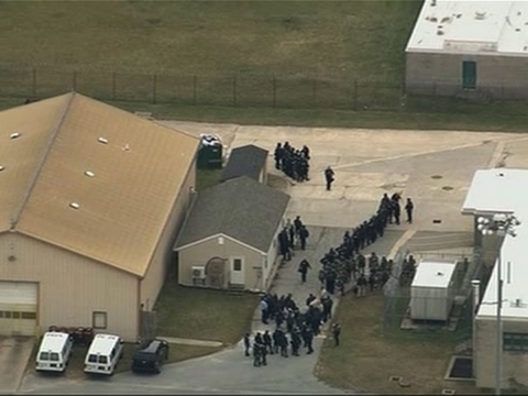 Guards Taken Hostage by Inmates at Del. Prison