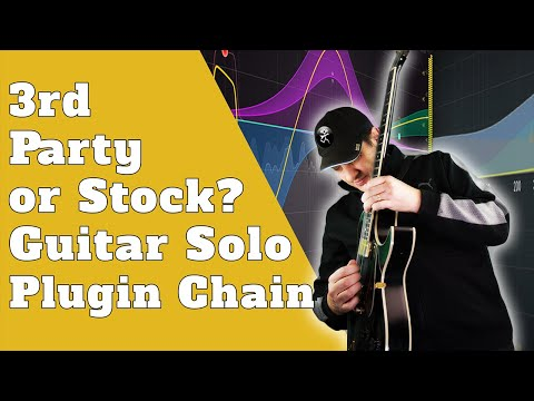 Plugins I Use When Mixing Guitar Solos | Best Guitar Mixing Plugins Part 3